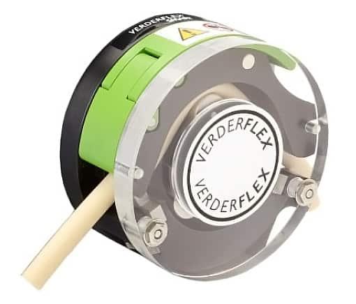 The S10 pump head features ergonomic design