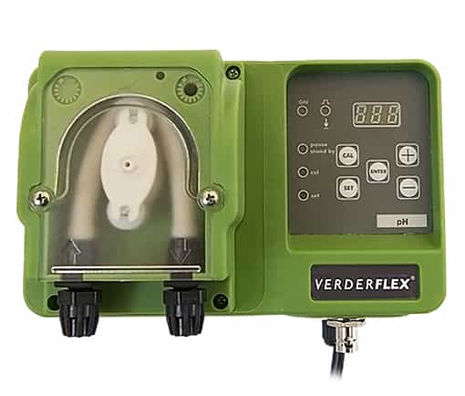 Verderflex VP2 pH - Digital, Proportional Peristaltic Pump with built-in pH Controller